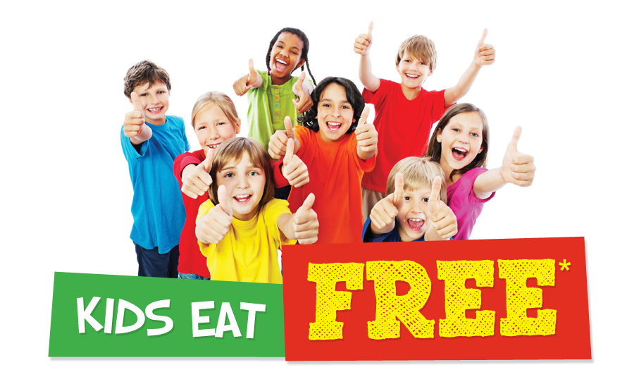 KIDS EAT FREE THIS HALF TERM AT JIMMY SPICES
